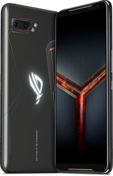 Asus ROG Phone II - Strix Edition - 128GB - Svart
