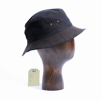 The H.W. Dog & Co - Wash Hat Black