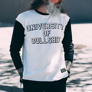 University Of Bullshit - The B&W Shirt