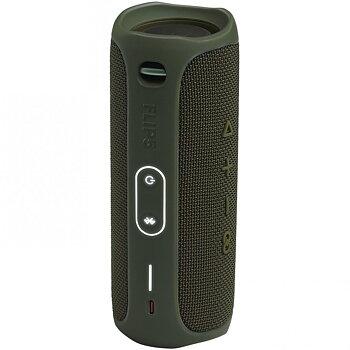 JBL FLIP 5 BT-högtalare Grön