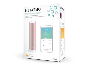 Netatmo Welcome Home Camera