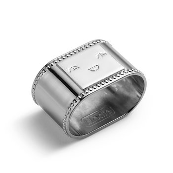 Elodie Details Napkin Ring - Silver