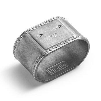 Elodie Details Napkin Ring - Antique Silver