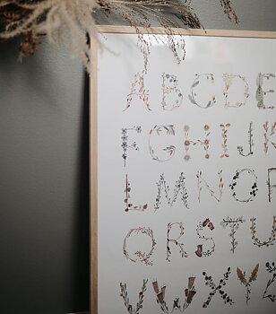 Affisch ABC