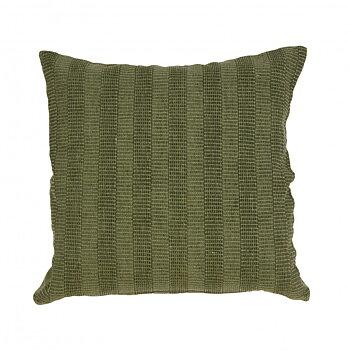 Kuddfodral Dobby grön