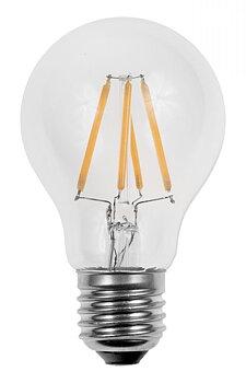 LED-lampa GE E27 Classic Klar ej dimbar