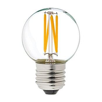 LED-lampa GE E27 Classic Klot ej dimbar