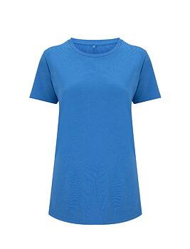 Sommarblå T-shirt EcoVero