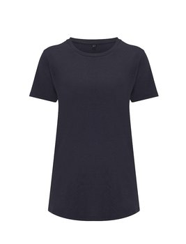 Marinblå T-shirt EcoVero