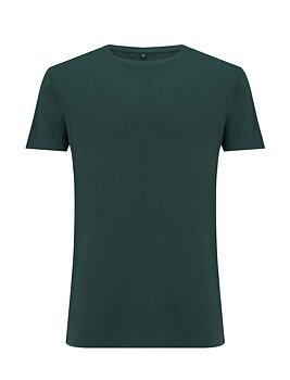 Flaskgrön unisex EcoVero T-shirt