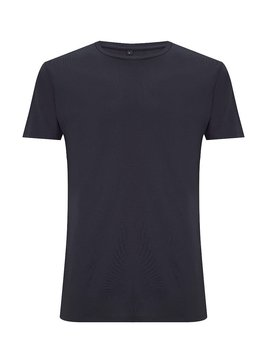 Marinblå unisex EcoVero T-shirt