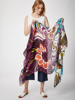 Venezian sarong i mjuk bambu