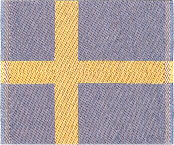 Diskduk i bambu - Sverigemotiv