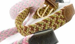 Jenny P Belts Gold & Silver