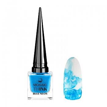 thINK Blue Neon