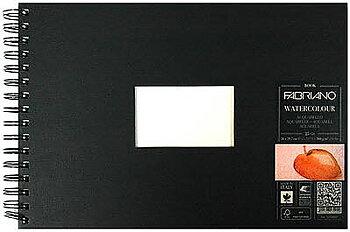 Fabriano Akvarellbok 300gr A4 25ark