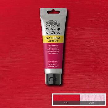 Akrylfärg Galeria 120ml Process Magenta 533