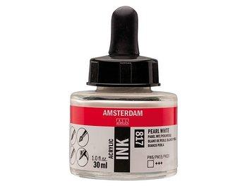 Akryltusch Amsterdam 30 ml 817 Pearl White