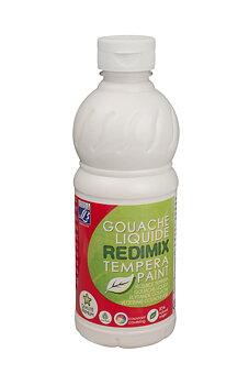 Skolfärg L&B Redimix Vit 500 ml