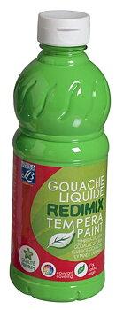 Skolfärg L&B Redimix Ljusgrön 500 ml