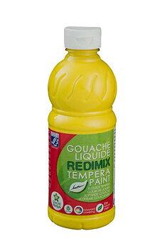 Skolfärg L&B Redimix Primärgul 500 ml