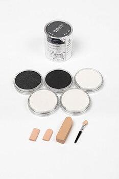 PanPastel 5st Medium, med svampverktyg