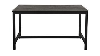 Matbord Svartlackerad Alm 180X90cm