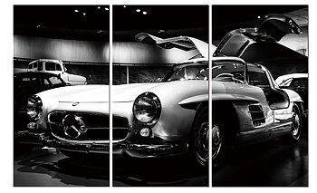 Mercedes Måsvinge 3 Delad 120X180cm