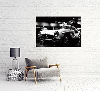Mercedes Måsvinge 80 X 120cm