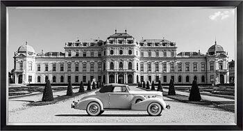 Tavla Vienna Palace, 170cm x 90cm
