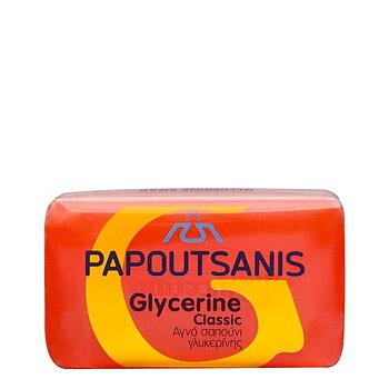 GLYKERIN-tvål RED SOAP 125 gr  Papoutsanis