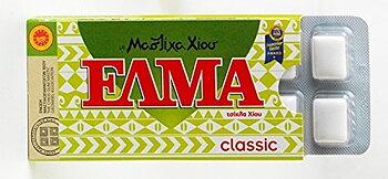 ELMA tuggummi sugarfree classic P.D.O.