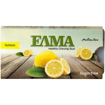 ELMA tuggummi sugarfree LEMON