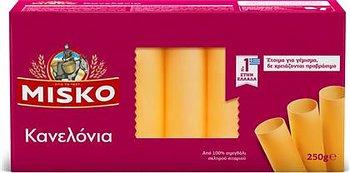 cannelloni, pasta, misko 250g