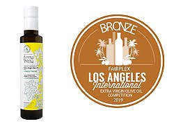 Extra Virgin Olive Oil with Lemonthyme 250ml, ENA ENA
