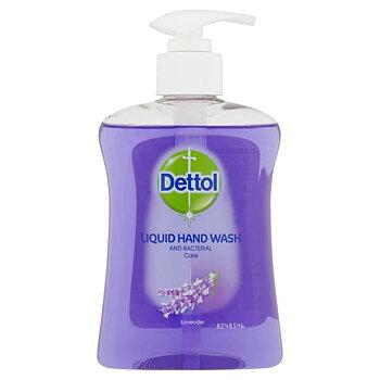 Dettol Lavender Care Anti-Bacterial Handwash Soap 250ml