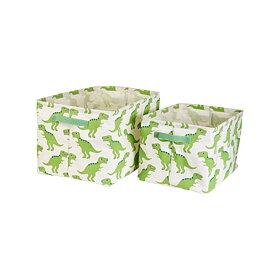 Sass & belle - Förvaringskorgar Dino 2-pack