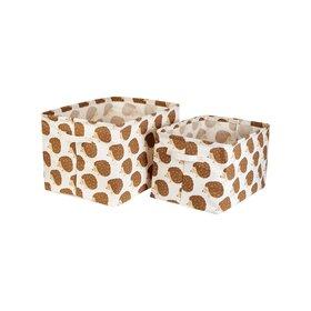 Sass & belle - Förvaringskorgar Hedgehog 2-pack