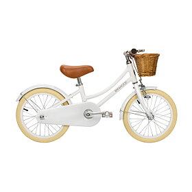 """Banwood - Cykel Classic 16"""" White"""