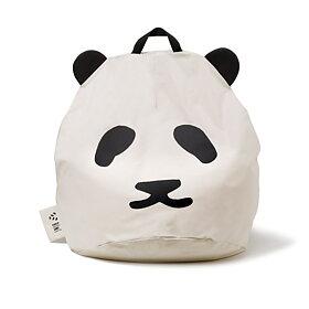 Bini - Saccosäck svart panda