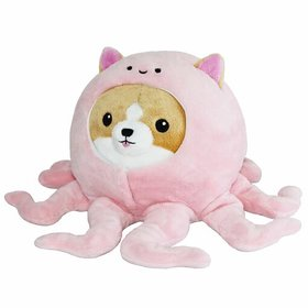 Squishable - Undercover Corgi in Octopus