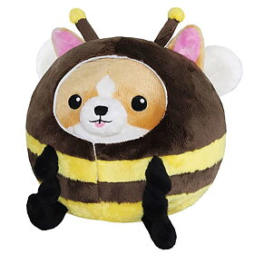 Squishable - Undercover Corgi in Bee