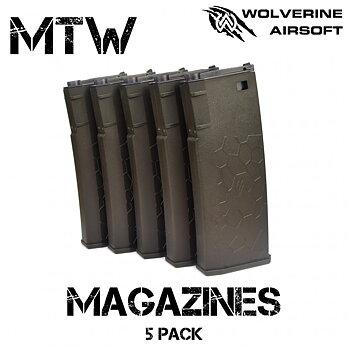 MTW magazine 5-pack