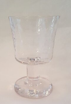 Rustica wineglass Goran Warff