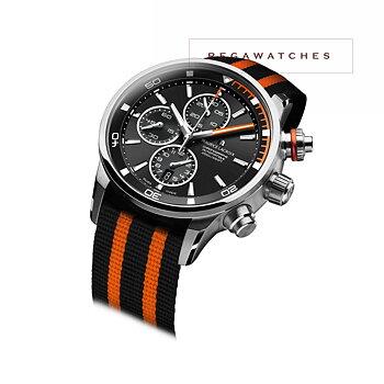 Maurice LaCroix Pontos S Chronograph PT6008-SS002-332-1