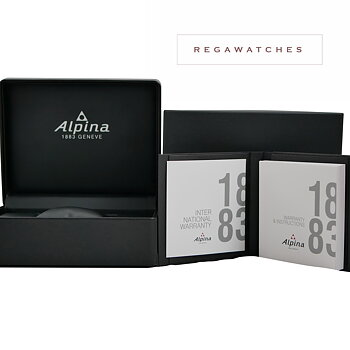 Alpina Seastrong Diver GMT Grey AL-247LGG4TV6B