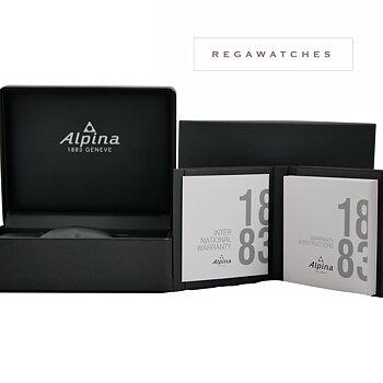 Alpina Startimer GMT AL-247B4S6