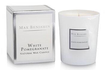 Max Benjamin White Pomegranate Doftljus