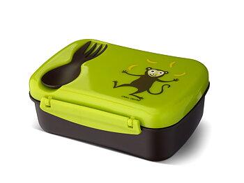 Carl Oscar N'ice Box matlåda barn kylskiva Lime
