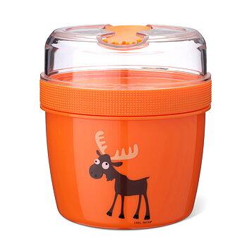Carl Oscar N'ice Cup - Orange - matlåda kylskiva